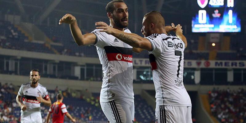 Mersin İdmanyurdu - Beşiktaş: 0-1