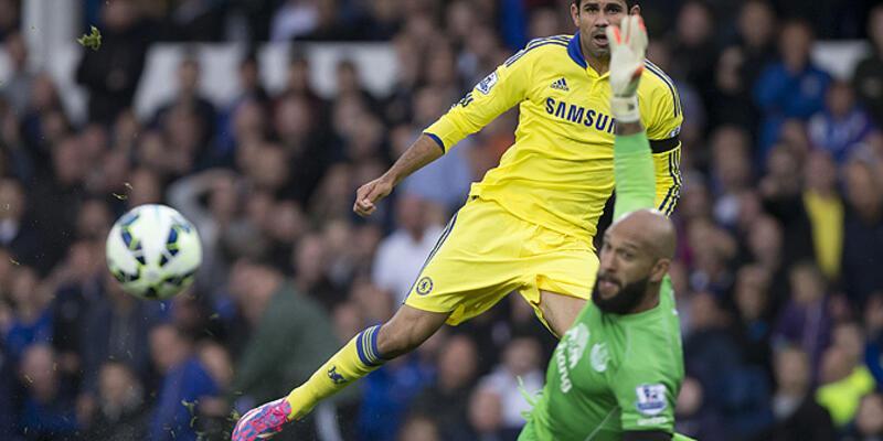 9 gollü maç Chelsea'nin