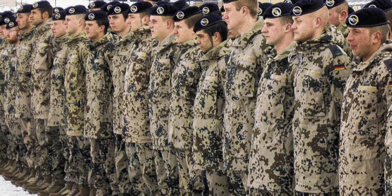 Alman ordusunda IŞİD alarmı