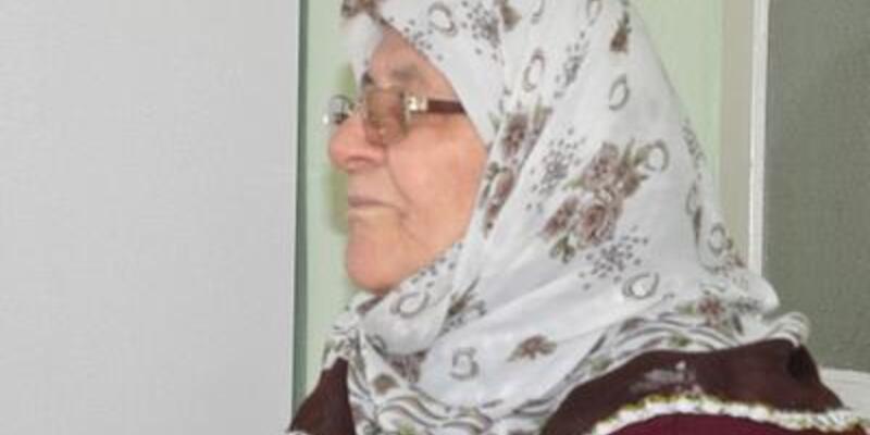 Mustafa Balbay'ın annesi ümitli