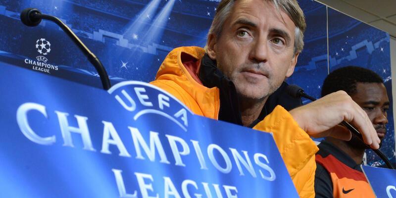 """Mancini: """"Juventus'u yenmek zorundayız"""""""