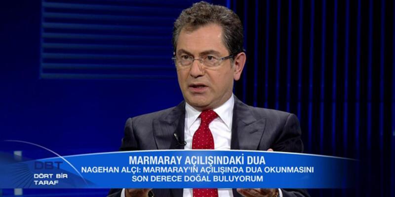 Marmaray'ın duayla açılması laikliğe aykırı mı?