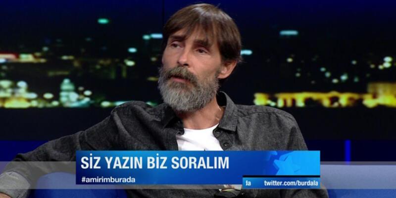 """Erdal Beşikçioğlu: """"Fıskiyeyi tamir etmek isterdim"""""""