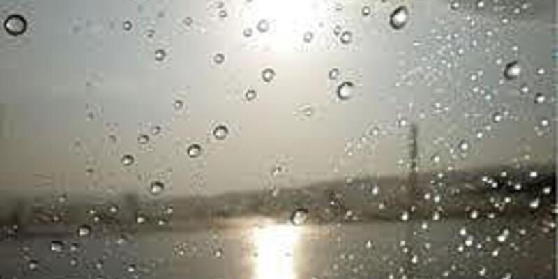Karadeniz'de yağış var