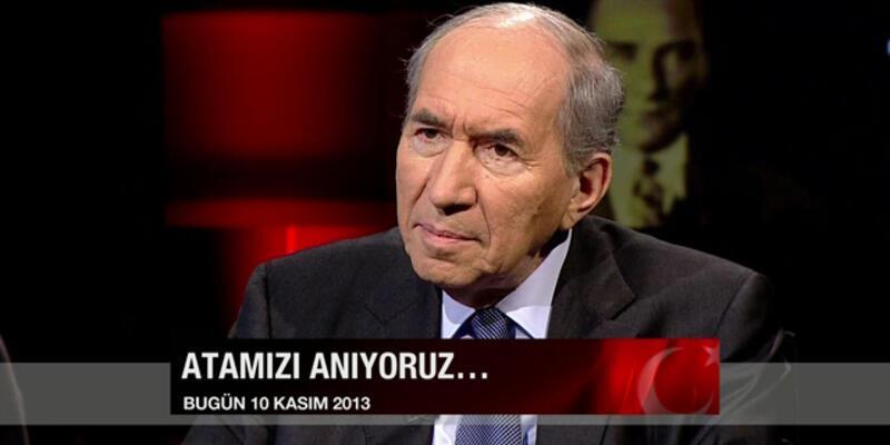Altan Öymen, Atatürk'ün siyasi görüşlerini anlattı