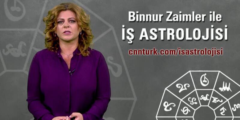 Binnur Zaimler ile İş Astrolojisi – Terazi