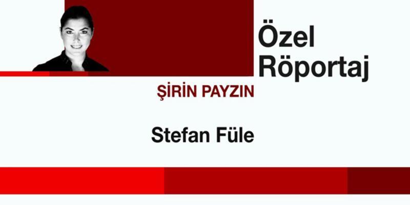 Stefan Füle ile Özel Röportaj, CNN TÜRK'te