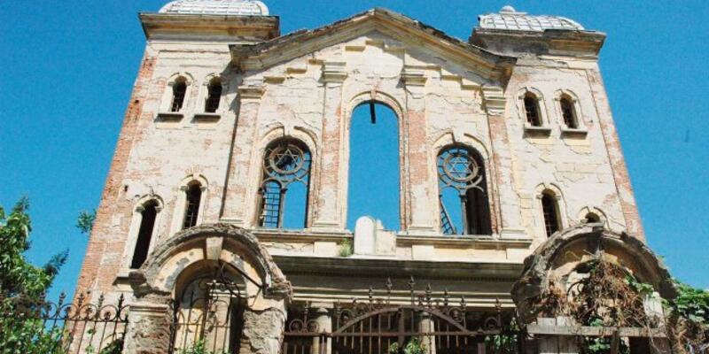 Edirne Sinagogu yenilendi