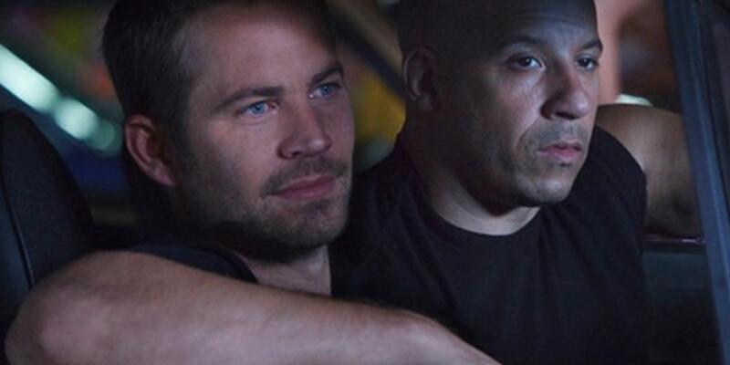 Hızlı ve Öfkeli ekibinden Paul Walker anısına klip