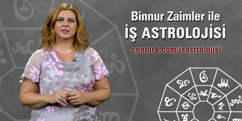 Binnur Zaimler ile İş Astrolojisi - Oğlak