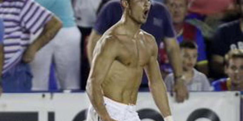 Ronaldo Real Madrid'i yine kurtardı