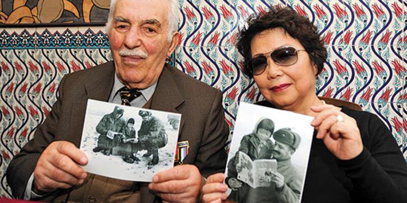 61 yıl sonra buluştular
