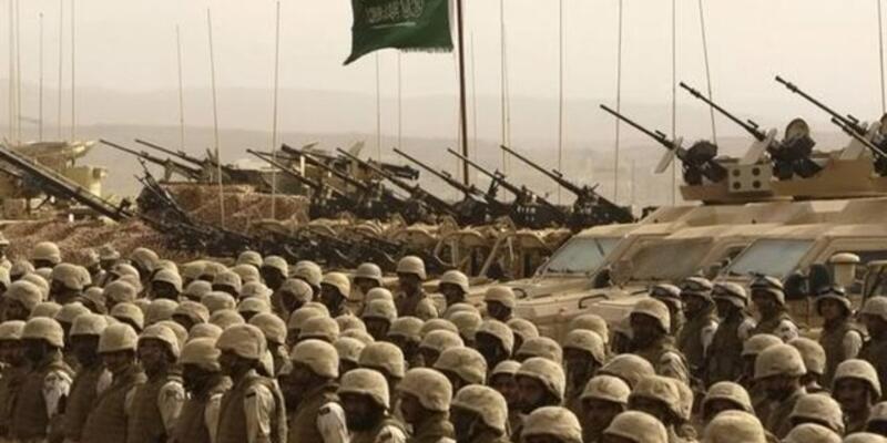 Suudi Arabistan, ABD'den 155 milyon dolarlık silah alacak