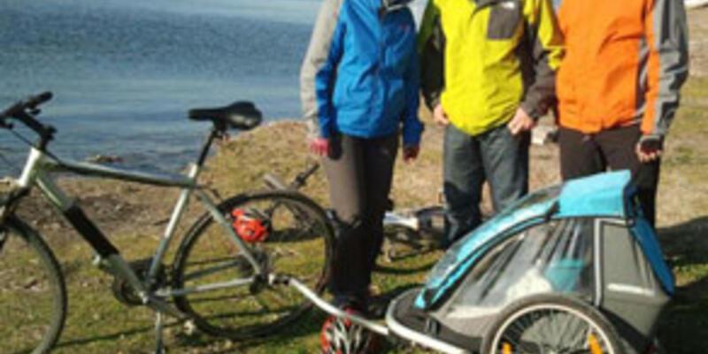 Bisikletle devri alem