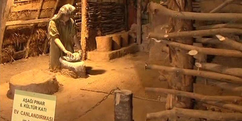 8 bin yıllık köy