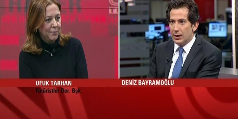Ufuk Tarhan'dan 2012 öngörüsü