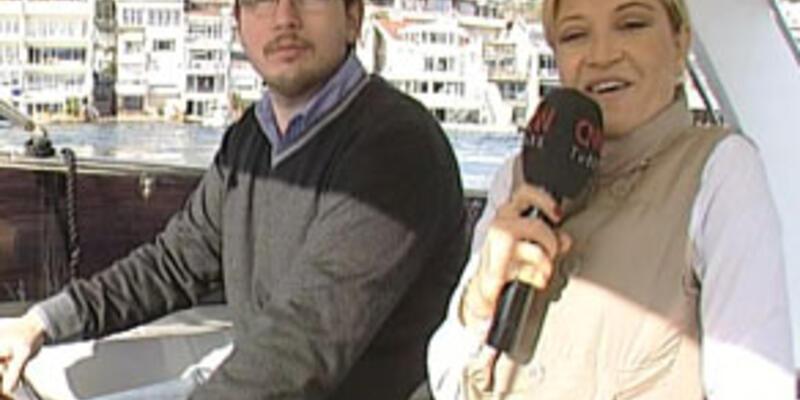 Boğaz'da tekne sefası çok zor değil