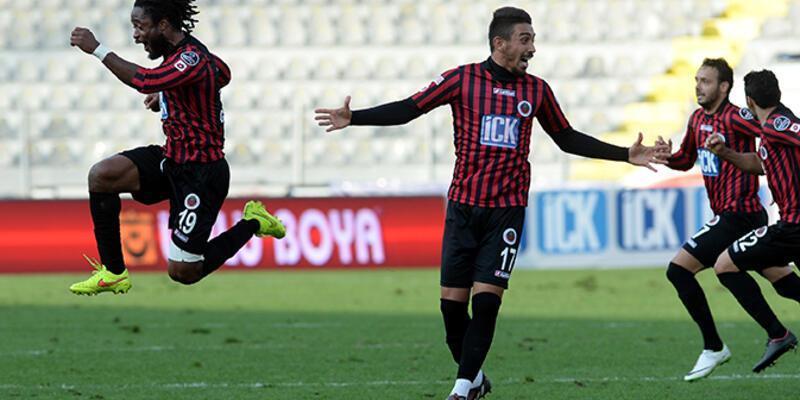 Gençlerbirliği - İstanbul Başakşehir: 1-0