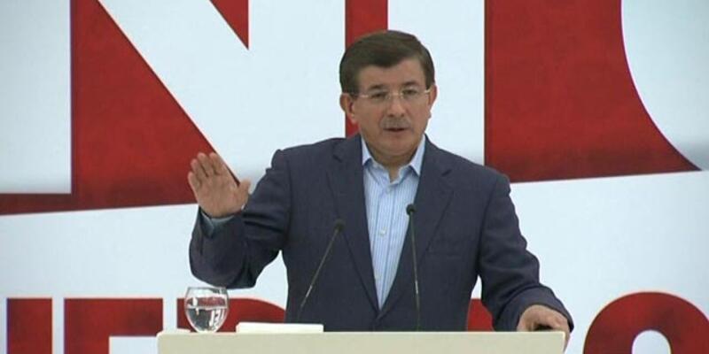 Başbakan Ahmet Davutoğlu Konya Kongresinde konuştu
