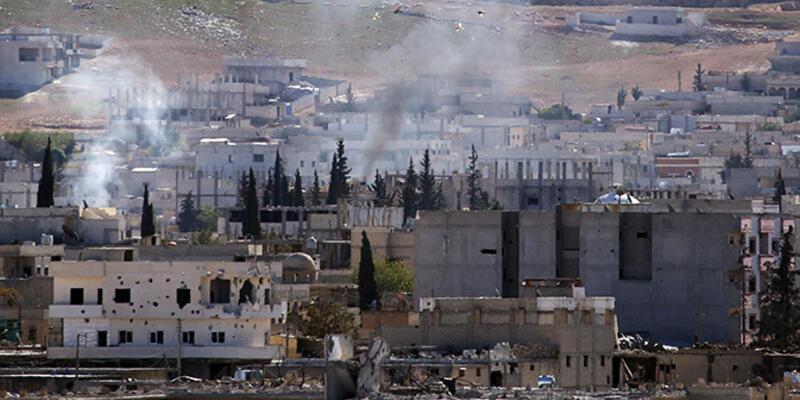 50 gündür süren savaş Kobani'yi harabeye çevirdi