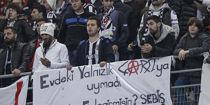 Hesap Beşiktaş'a kesildi