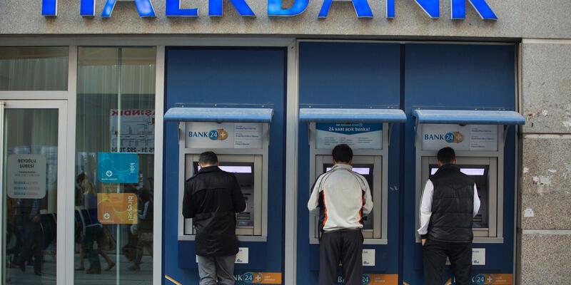 Halkbank hisseleri ekside!..