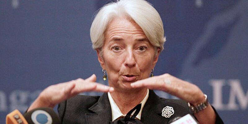 """IMF Başkanı: """"Dünya ekonomisi tehlikede"""""""