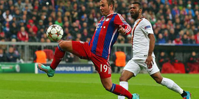 Bayern Münih - Roma: 2-0