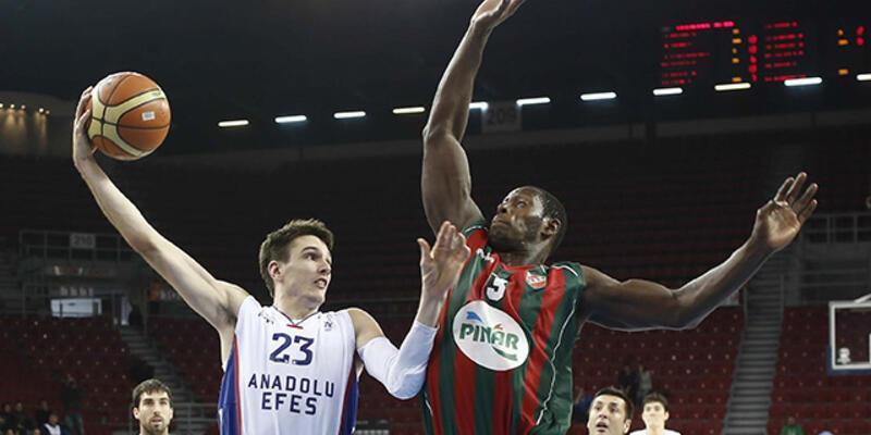 THY Avrupa Ligi: Nizhny Novgorod - Anadolu Efes: 66-76