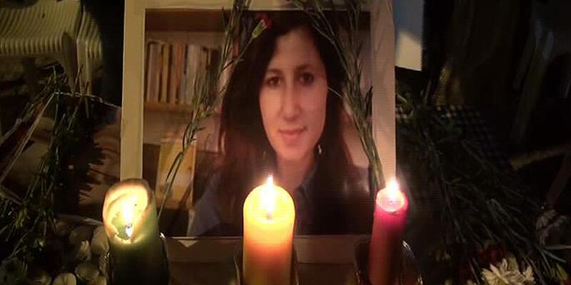 Kadriye Ortakaya'nın cenazesi Türkiye'ye getirildi