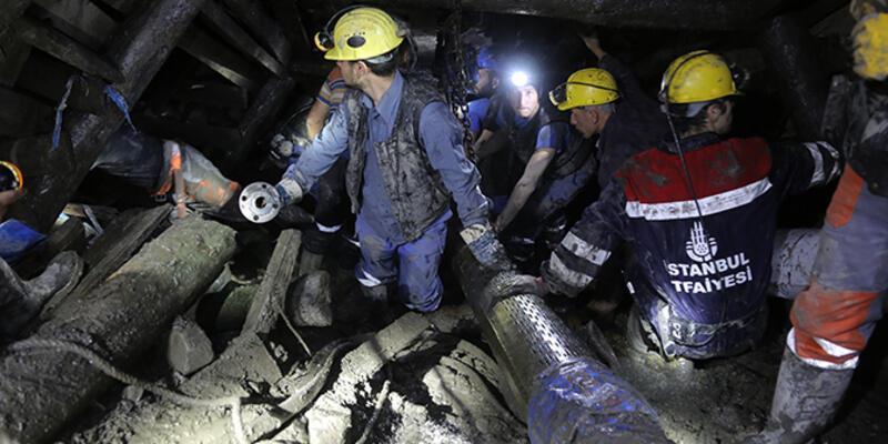 2 madenci metan gazından zehirlendi