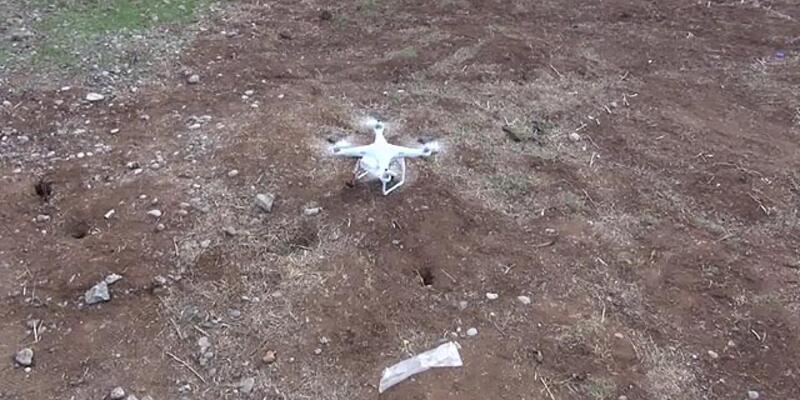 """Bingöl'de """"drone"""" kullanımı yasaklandı"""