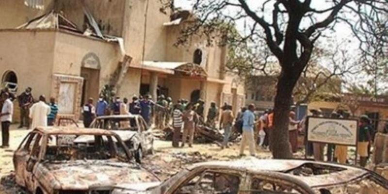 Nijerya'daki ölü sayısı 102'ye yükseldi