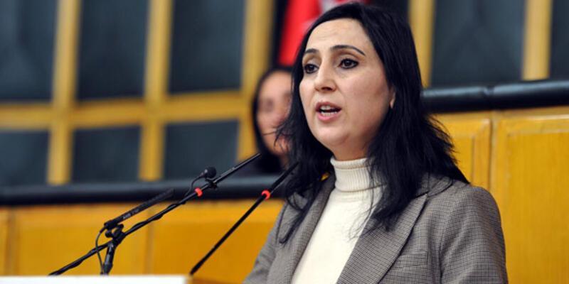 HDP Eş Genel Başkanı Yüksekdağ'ın yargılanması