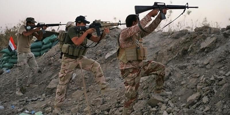 Irak ordusundan IŞİD'e karşı Anbar operasyonu