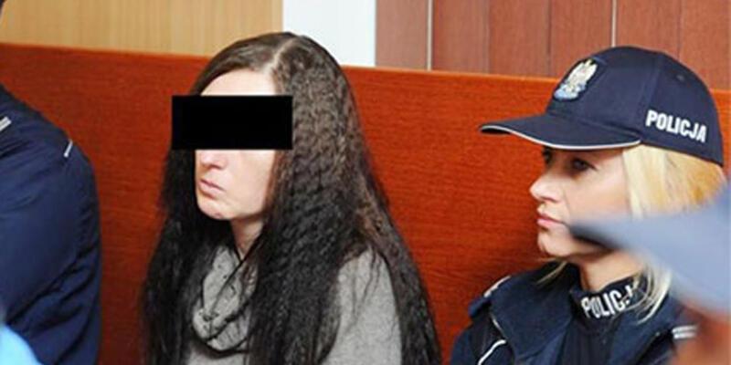 Kocasını öldürtüp katillerle grup seks yapmış