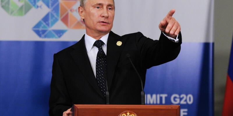 Putin Batı'ya meydan okudu