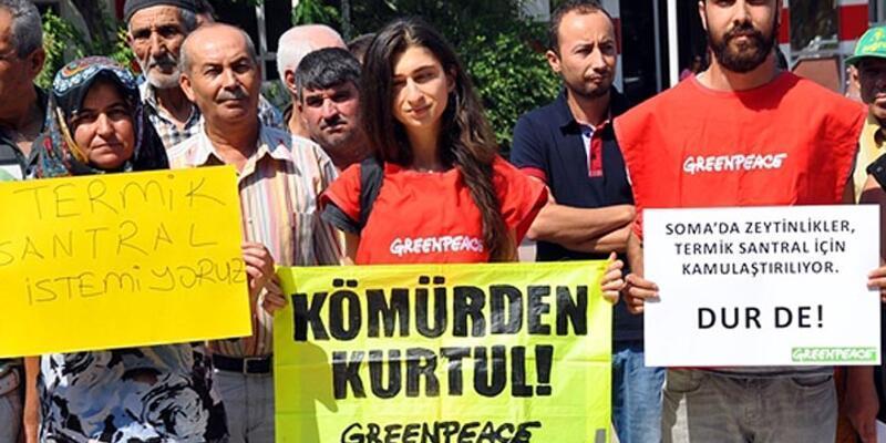 Greenpeace'den Yırca için hava kirliliği raporu