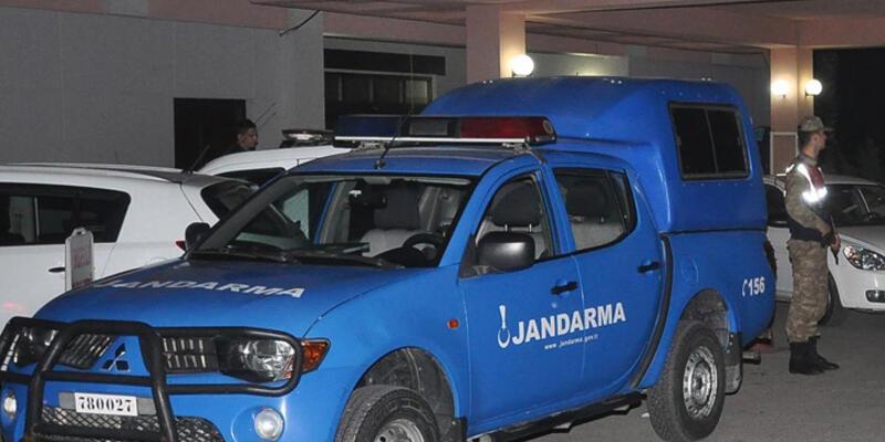 Jandarma karakolunda ölüm
