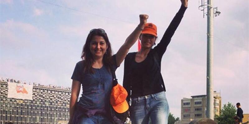 Instagram'daki Gezi fotoğrafına dava