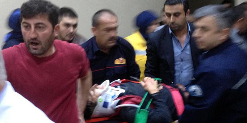 Sakarya'da lisede asansör kazası: 7 öğrenci yaralı