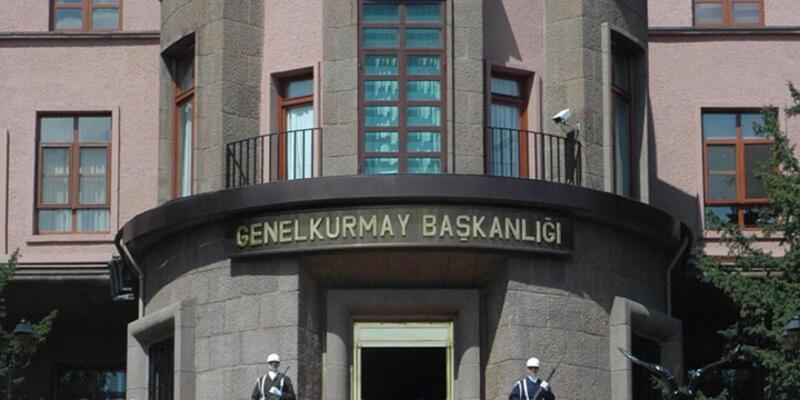 """TSK: """"Gümrük memurlarını PKK kaçırdı"""""""