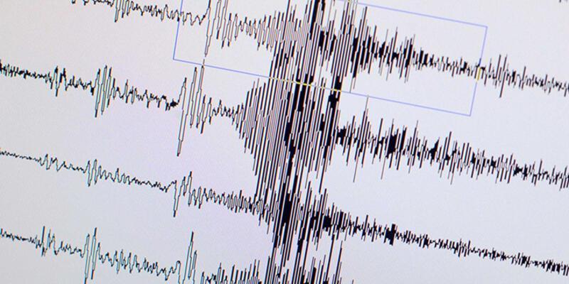 Van'da 3.4 büyüklüğünde deprem
