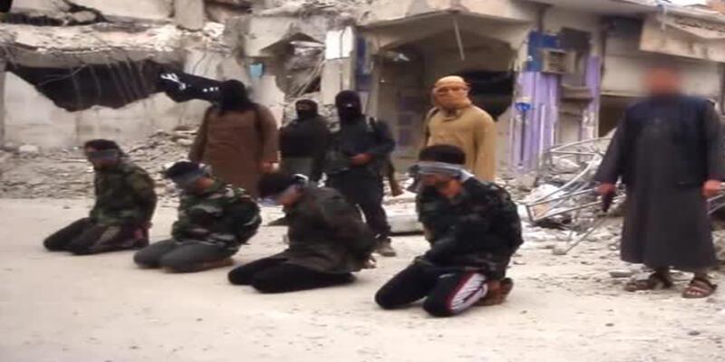 ''IŞİD 100 batılı militanı öldürdü'' iddiası