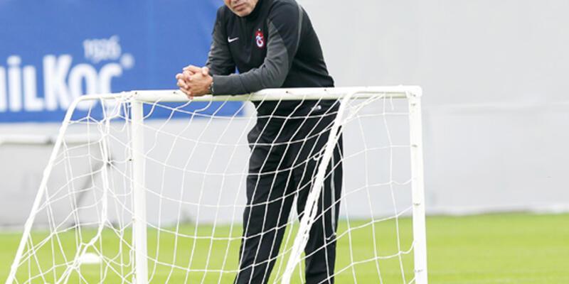 """Ersun Yanal: """"Çok erken gol yedik"""""""