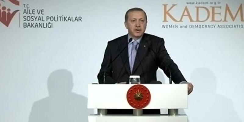 Erdoğan'dan İslam ülkelerine finansman çağrısı