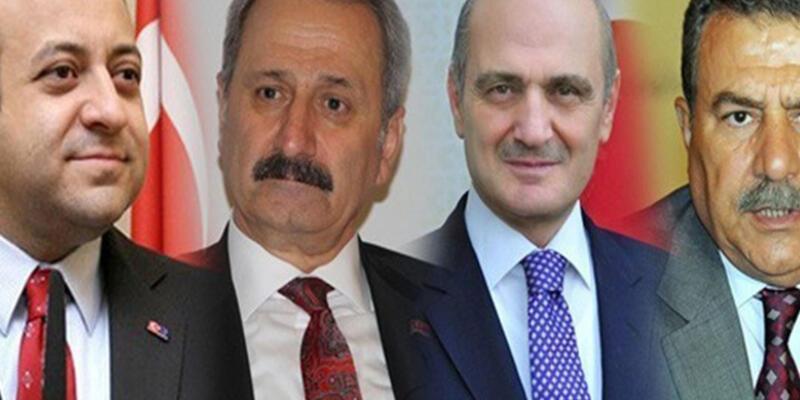 Dört eski Bakan ile ilgili oylama 5 Ocak 2015'e ertelendi