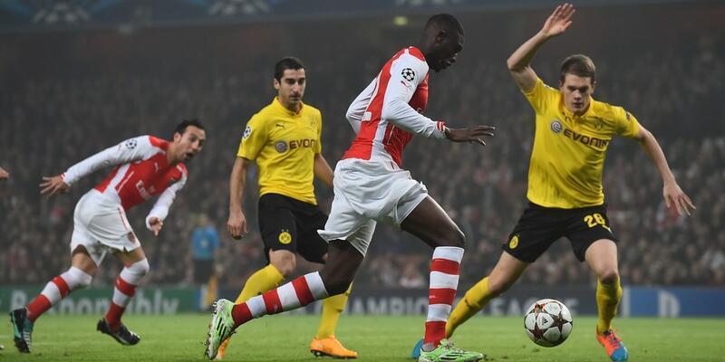 Arsenal - Dortmund: 2-0