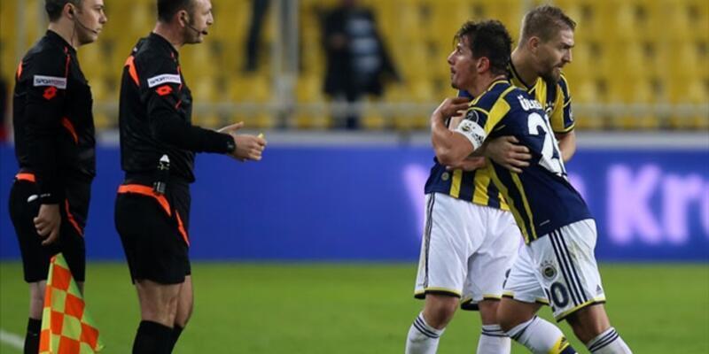 Emre Belözoğlu maç sonrası kendisini savundu