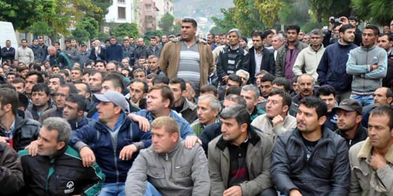 Soma'da 2 bin 800 işçinin işine son verildi